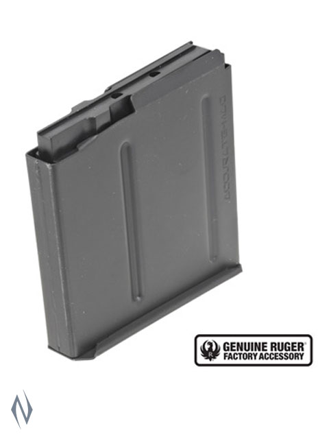 RUGER PRECISION STEEL MAGAZINE 300 WIN / 300 PRC 5 SHOT Image