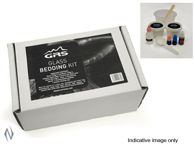 GRS LARGE GLASS BEDDING KIT 500GR Image