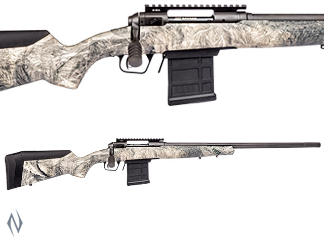 "SAVAGE 110 RIDGE WARRIOR 6.5 CREEDMOOR 24"" 10 SHOT Image"