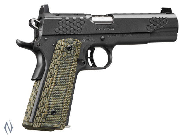 KIMBER 1911 KHX CUSTOM OR 9MM 127MM Image