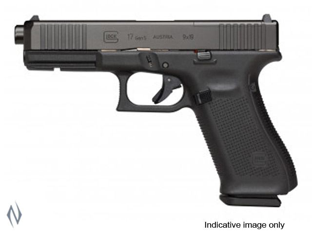 GLOCK 17A 9MM FULL SIZE 10 SHOT GEN5 FS 122MM Image