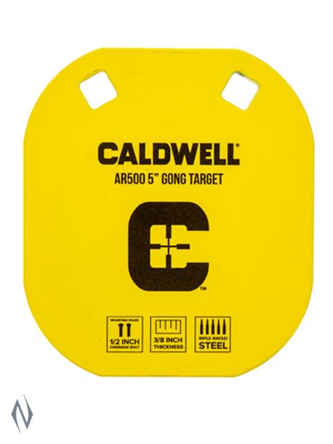 "CALDWELL AR500 TARGET 5"" CALDWELL C Image"