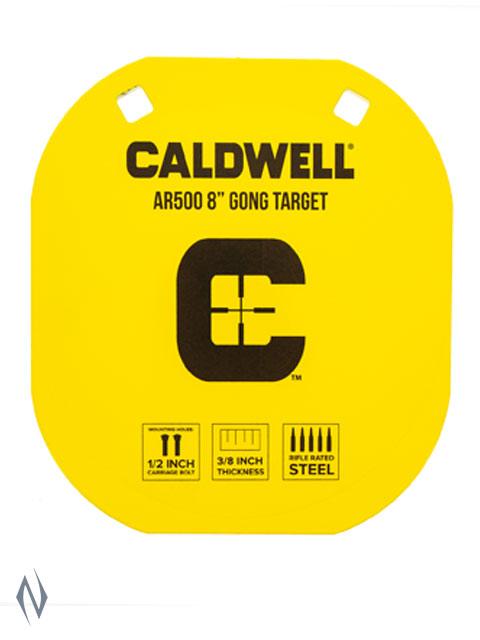 "CALDWELL AR500 TARGET 8"" CALDWELL C Image"