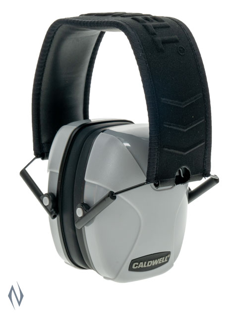 CALDWELL PASSIVE LOW PRO EAR MUFFS GREY Image