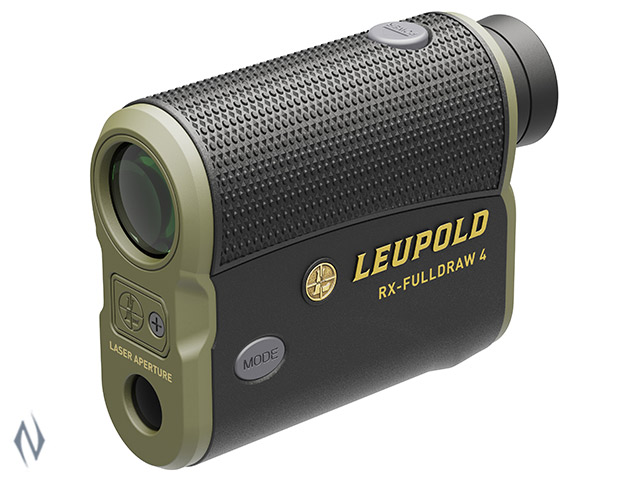 LEUPOLD RX FULLDRAW 4 BOW RANGEFINDER WITH DNA GREEN OLED Image