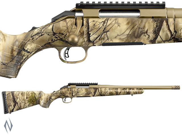 RUGER AMERICAN GO WILD CAMO COMPACT Image