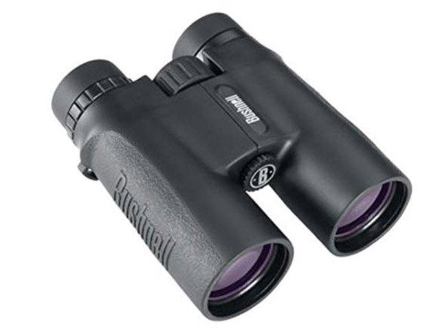 BUSHNELL ALL PURPOSE 10X42 BLACK ROOF BINOCULAR Image