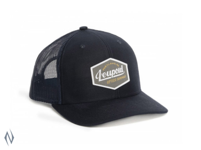 LEUPOLD GREY LABEL TRUCKER CAP NAVY / NAVY Image