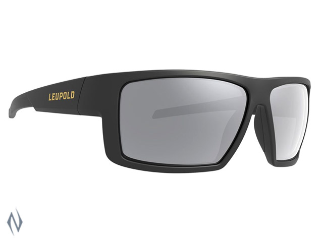 LEUPOLD SUNGLASSES SWITCHBACK MATTE BLACK SHADOW GREY FLASH Image