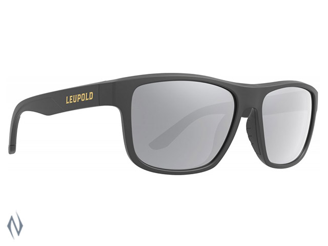 LEUPOLD SUNGLASSES KATMAI MATTE BLACK SHADOW GREY Image