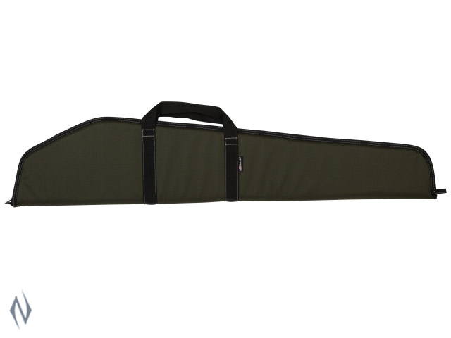 "ALLEN DURANGO SCOPED RIFLE CASE GREEN / BLACK 46"" Image"