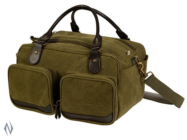 ALLEN HERITAGE NORTH PLATTE RANGE BAG OLIVE Image