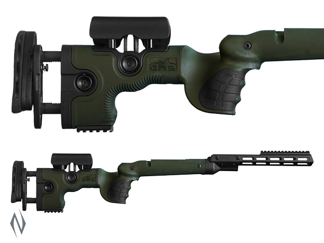 GRS WARG STOCK BROWNING X BOLT SA GREEN Image