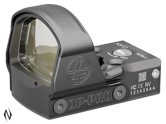 LEUPOLD DELTAPOINT PRO REFLEX SIGHT 2.5 MOA RED DOT MATTE NV Image