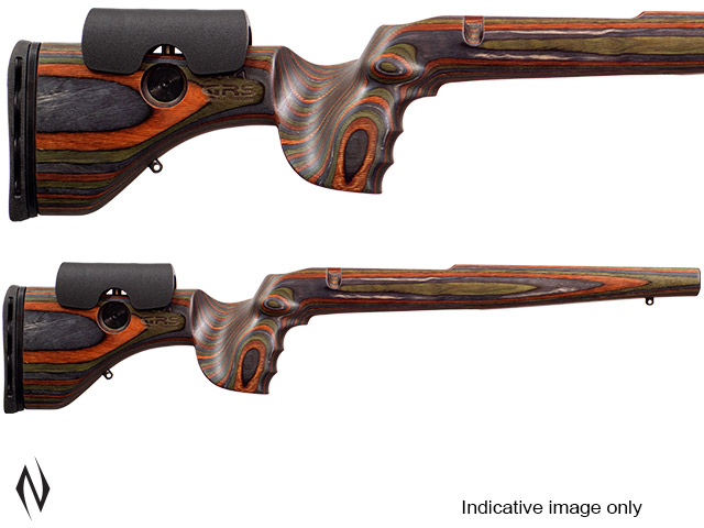GRS HUNTER LIGHT STOCK BROWNING X BOLT LA GREEN MOUNTAIN Image