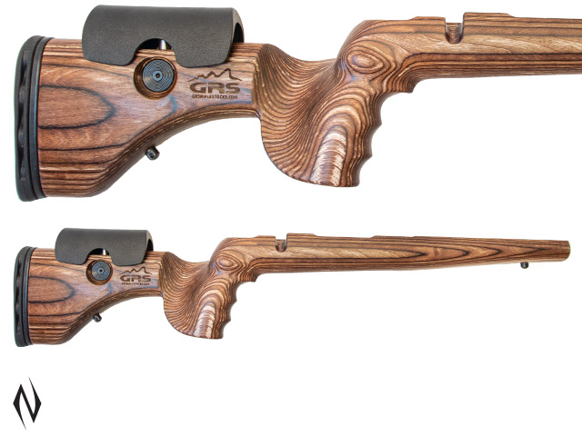 GRS HUNTER LIGHT STOCK CZ 455 AMERICAN BROWN Image