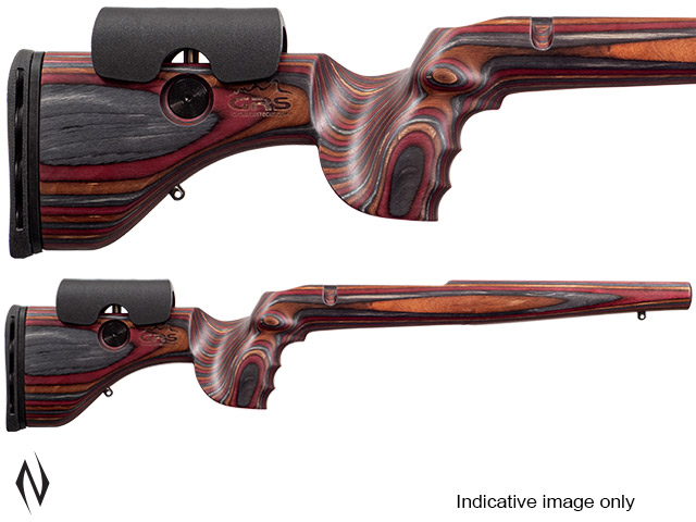 GRS HUNTER LIGHT STOCK RUGER 77 SA JACARANDA Image