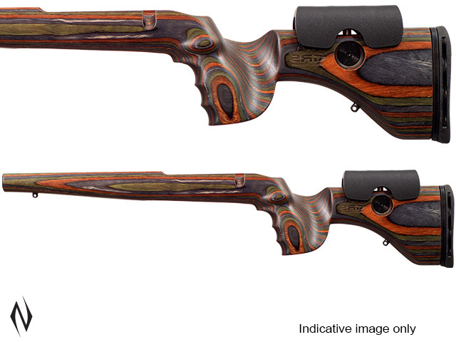 GRS HUNTER LIGHT STOCK TIKKA T3/ T3X GREEN MOUNTAIN LEFT HAND Image