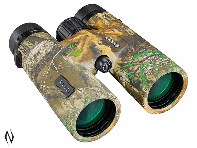 BUSHNELL ENGAGE 10X42 REAL TREE ROOF BINOCULAR Image