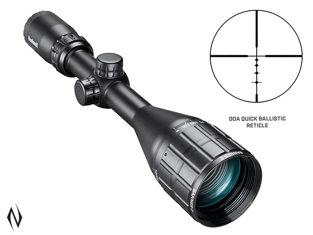 BUSHNELL BANNER2 6-18X50 BDC  AO DOAQBR + RINGS Image
