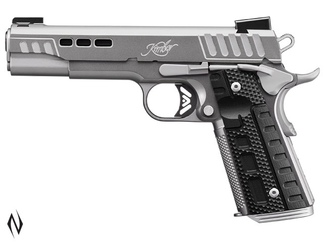 KIMBER 1911 RAPIDE BLACK ICE 45ACP 127MM Image