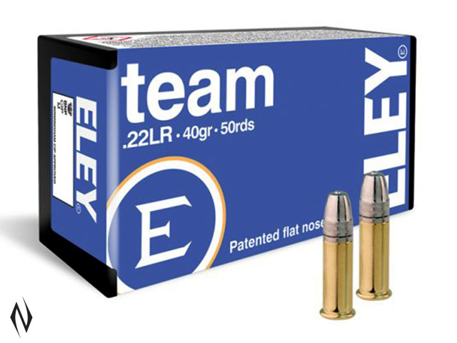 ELEY 22LR TEAM Image