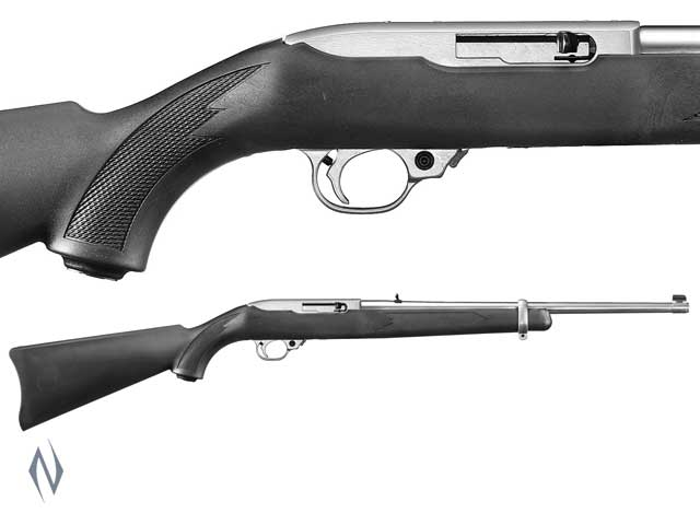 RUGER 10/22 SYNTHETIC STAINLESS Image