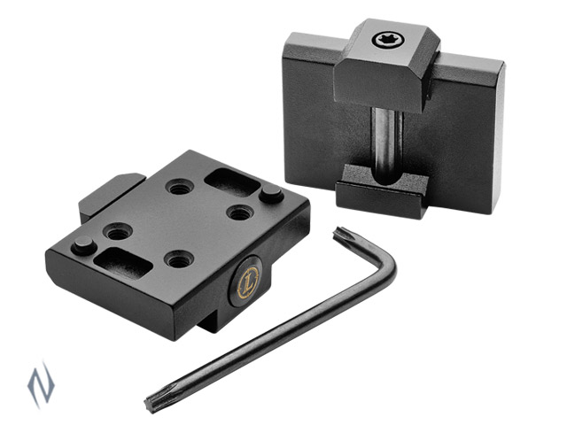 LEUPOLD DELTAPOINT PRO CROSS SLOT MOUNT Image