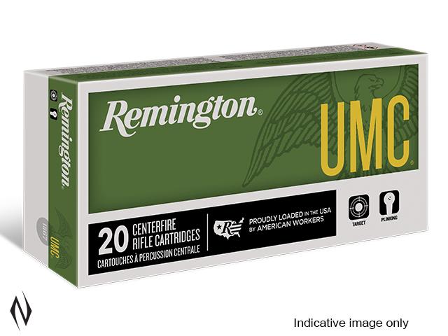 REMINGTON UMC 223 REM 45GR JHP Image