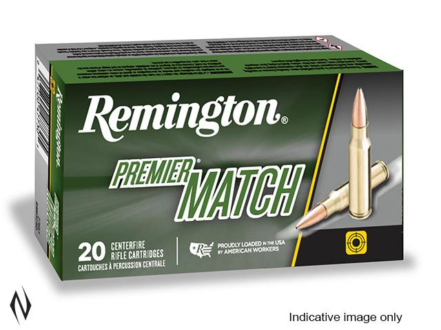 REMINGTON 223 REM 62GR HP MATCH Image