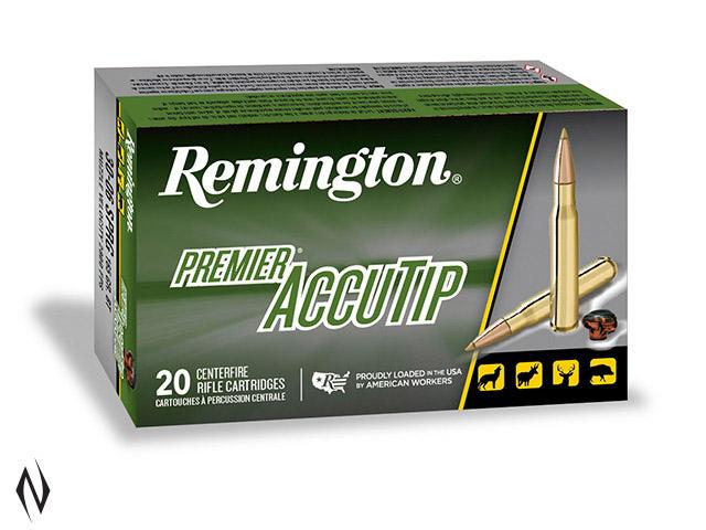 REMINGTON 22-250 REM 50GR BT PREMIER ACCUTIP V Image