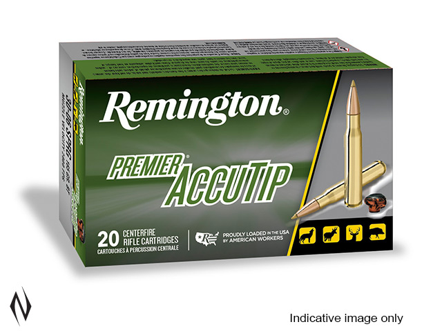 REMINGTON 243 WIN 95GR PREMIER ACCUTIP Image