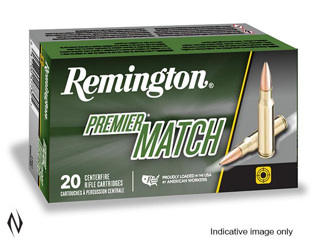 REMINGTON 308 WIN 175GR MATCHKING BTHP Image