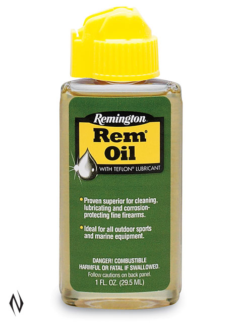 REMINGTON REM OIL 1OZ Image