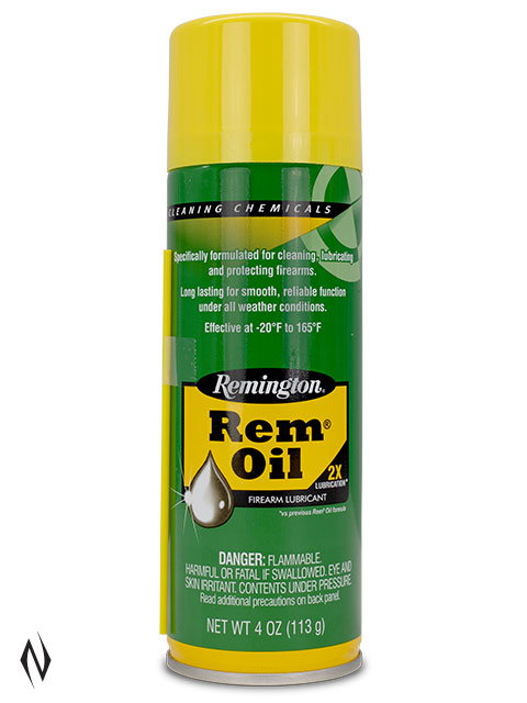 REMINGTON REM OIL 4OZ AEROSOL Image