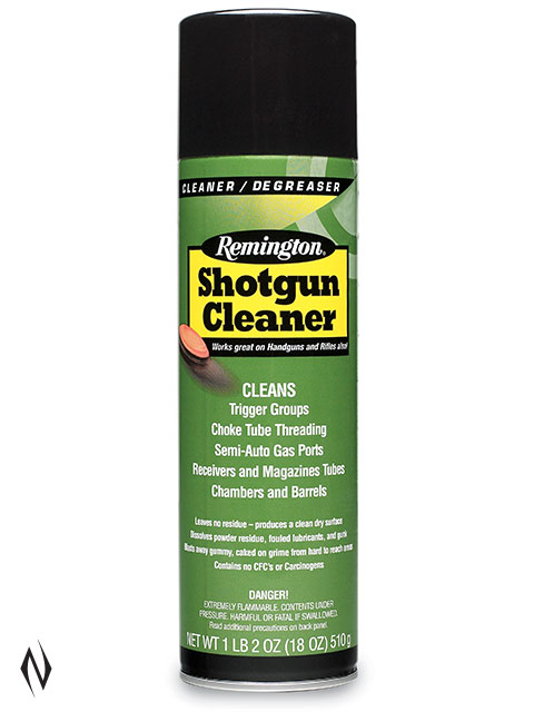 REMINGTON SHOTGUN CLEANER 18OZ AEROSOL Image