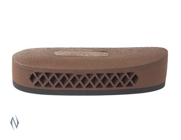 PACHMAYR DELUXE FIELD PAD BLACK BASE 00312 LARGE BROWN Image