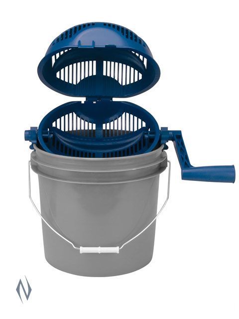 FRANKFORD ARSENAL ROTARY CASE MEDIA SEPARATOR KIT WITH BUCKET Image