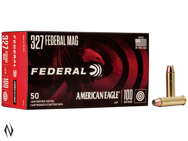 FEDERAL 327 FED 100GR SP AMERICAN EAGLE Image