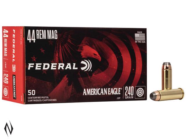 FEDERAL 44 MAG 240GR SP AMERICAN EAGLE Image