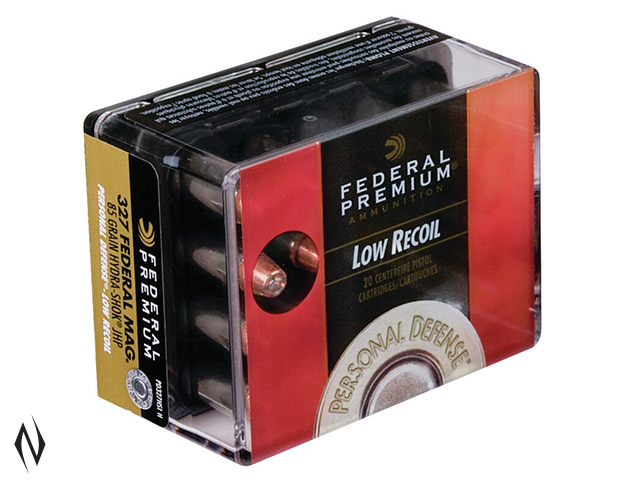 FEDERAL 327 FED 85GR HYDRA-SHOK PD Image