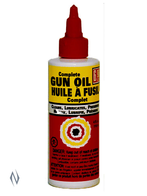 G96 GUN OIL - BOTTLE 118ML Image