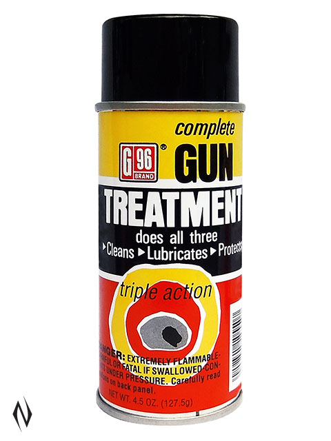 G96 GUN TREATMENT - 4.5OZ Image