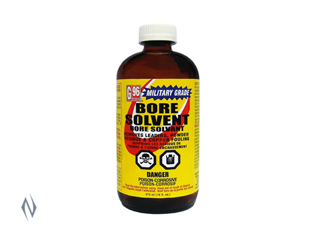 G96 BORE SOLVENT MILITARY 16OZ Image