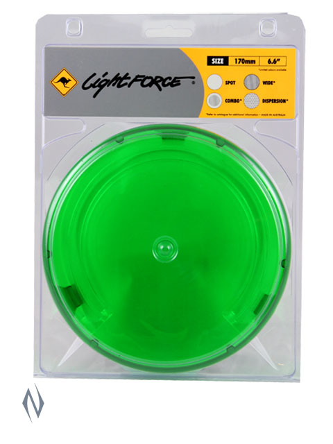 LIGHTFORCE GREEN LENS 170 Image