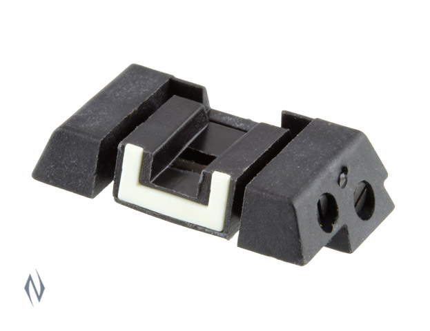 GLOCK REAR SIGHT SET ADJUSTABLE Image