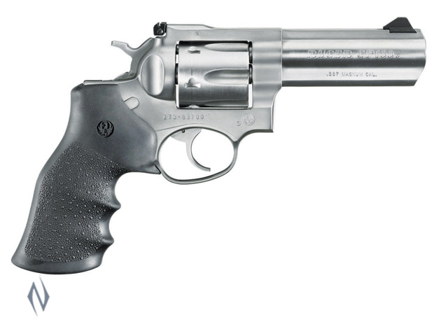 RUGER GP100 357 STAINLESS 106MM 6 SHOT Image