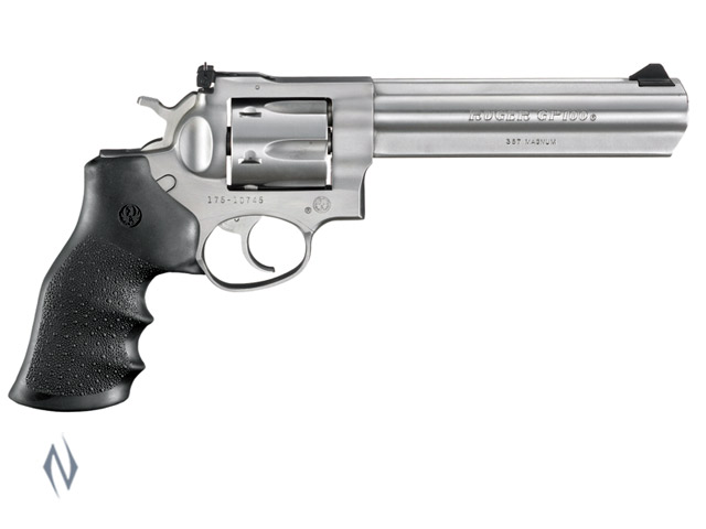 RUGER GP100 357 STAINLESS 150MM 6 SHOT Image