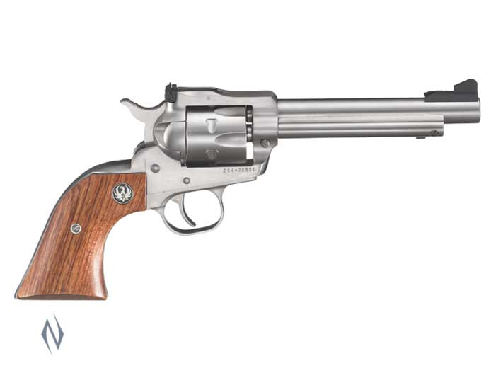 RUGER SINGLE SIX 22LR/22MAG STAINLESS 140MM Image