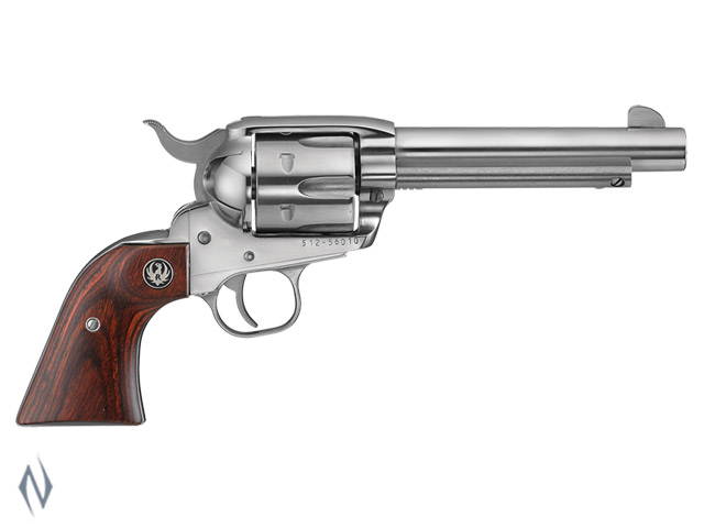 RUGER VAQUERO 45LC STAINLESS 140MM Image